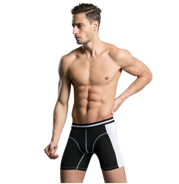 Verano Herren Shorts mit längerem Bein - Shorts Herren Unterhose