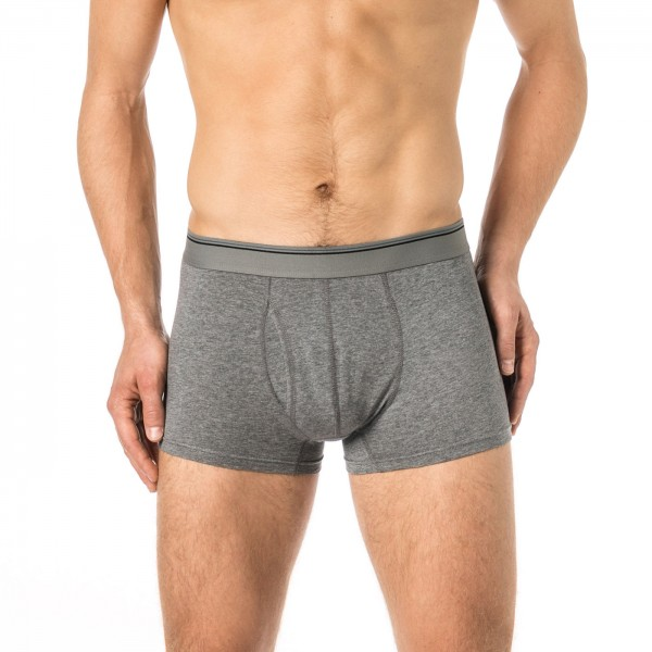 Verano Herren Shorts Baumwolle in grau